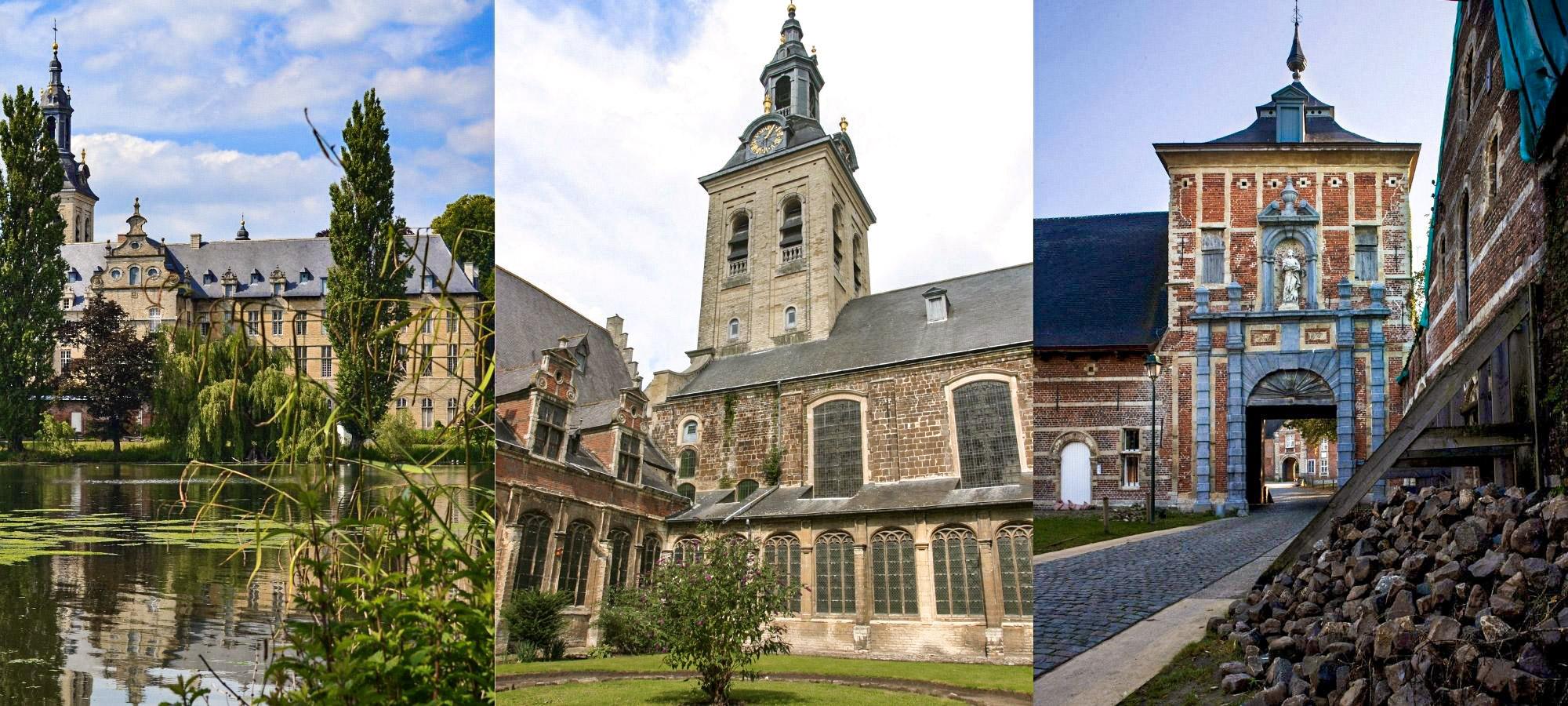 Park Abbey in Leuven, Belgium