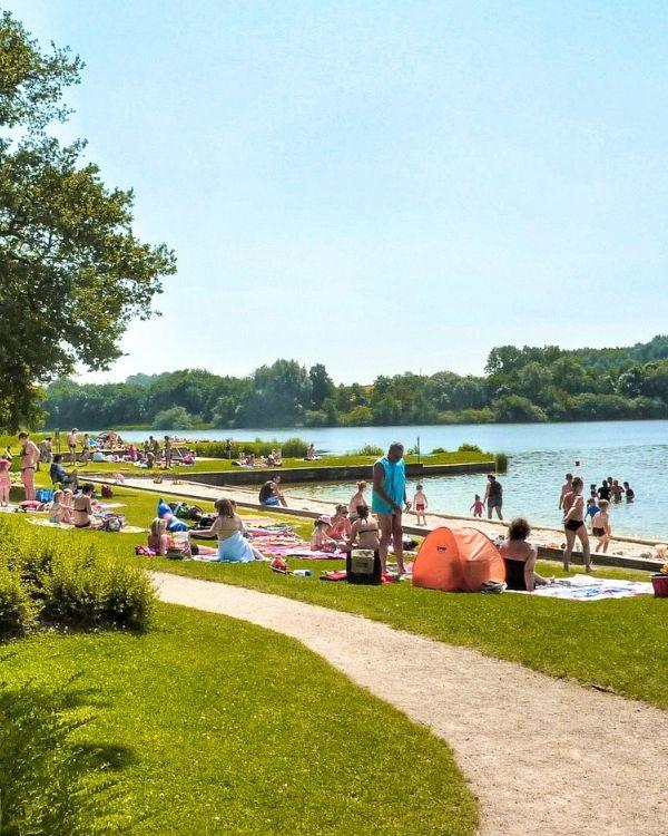 10 natural swimming spots in Belgium