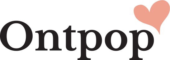 Ontpop logo, leren houden van  en vanuit jezelf als jij iemand bent die zichzelf wegcijfert in relaties