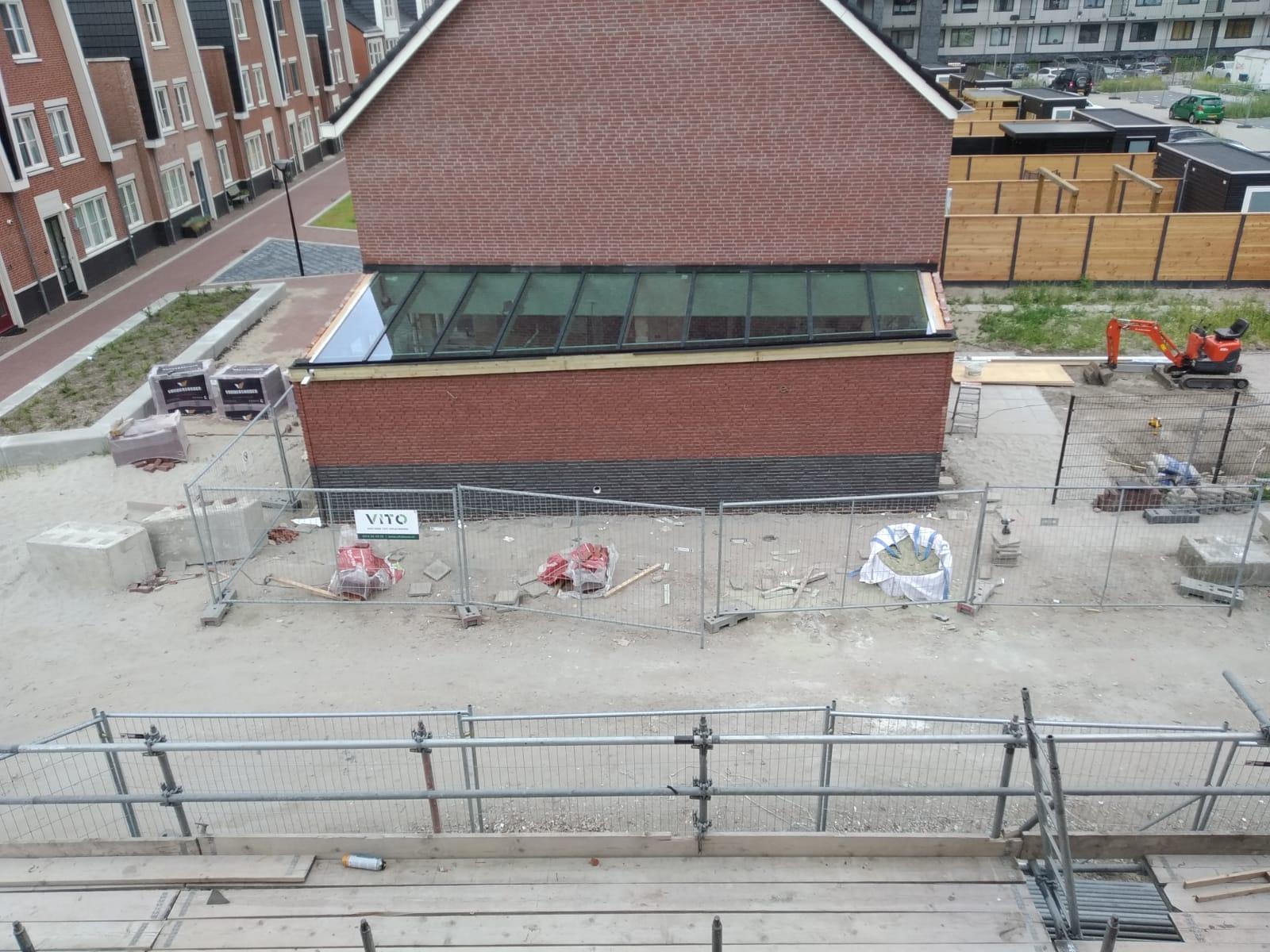 omgevingsvergunning uitbouw in Maassluis