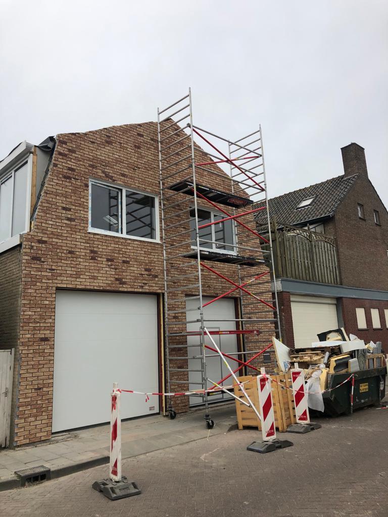 Omgevingsvergunning voor een woonhuis in gemeente Dinteloord