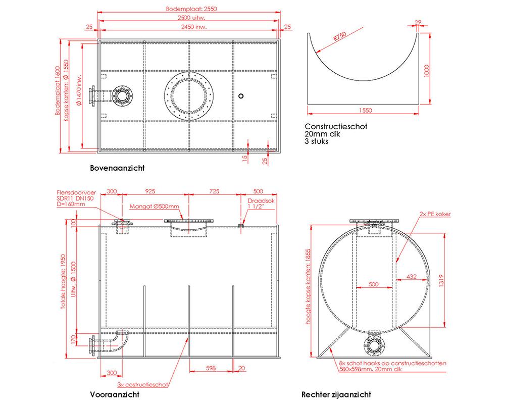 Technische tekenwerk