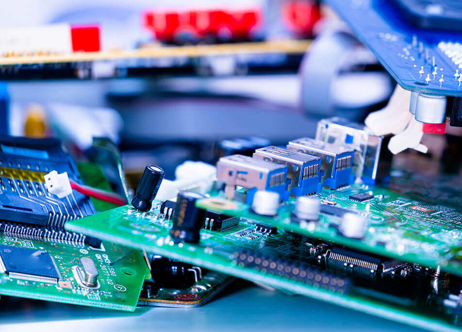 Refurbished LCD components and parts