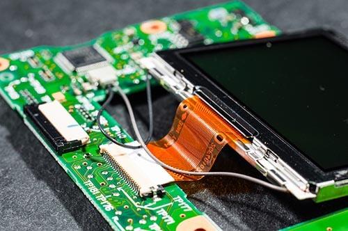 lcd display development kit for engineers