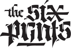 The Six Prints Logo