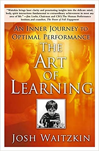 Art of Learning Cover