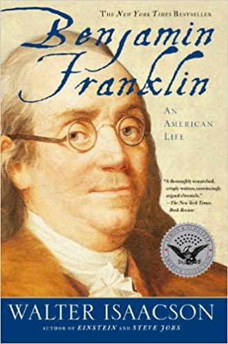 Benjamin Franklin Cover