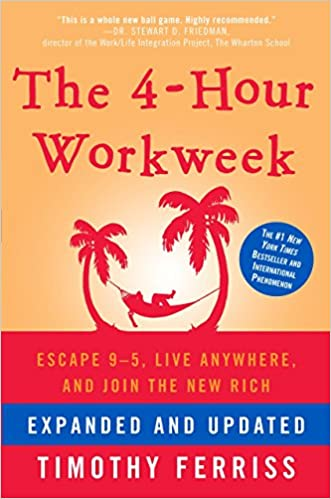 4-Hour Work Week Cover