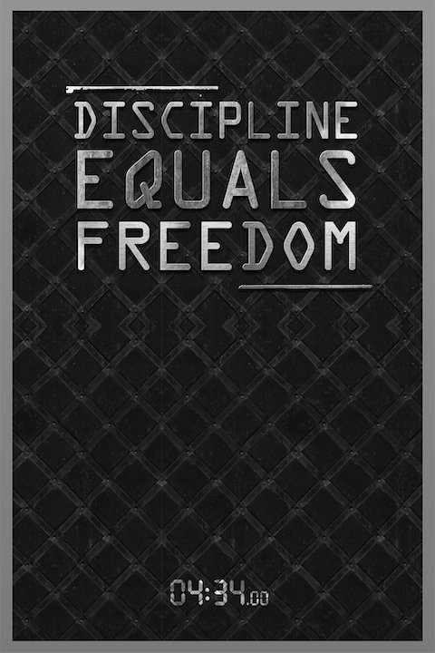 Discipline Equals Freedom by Jocko Willink Cover