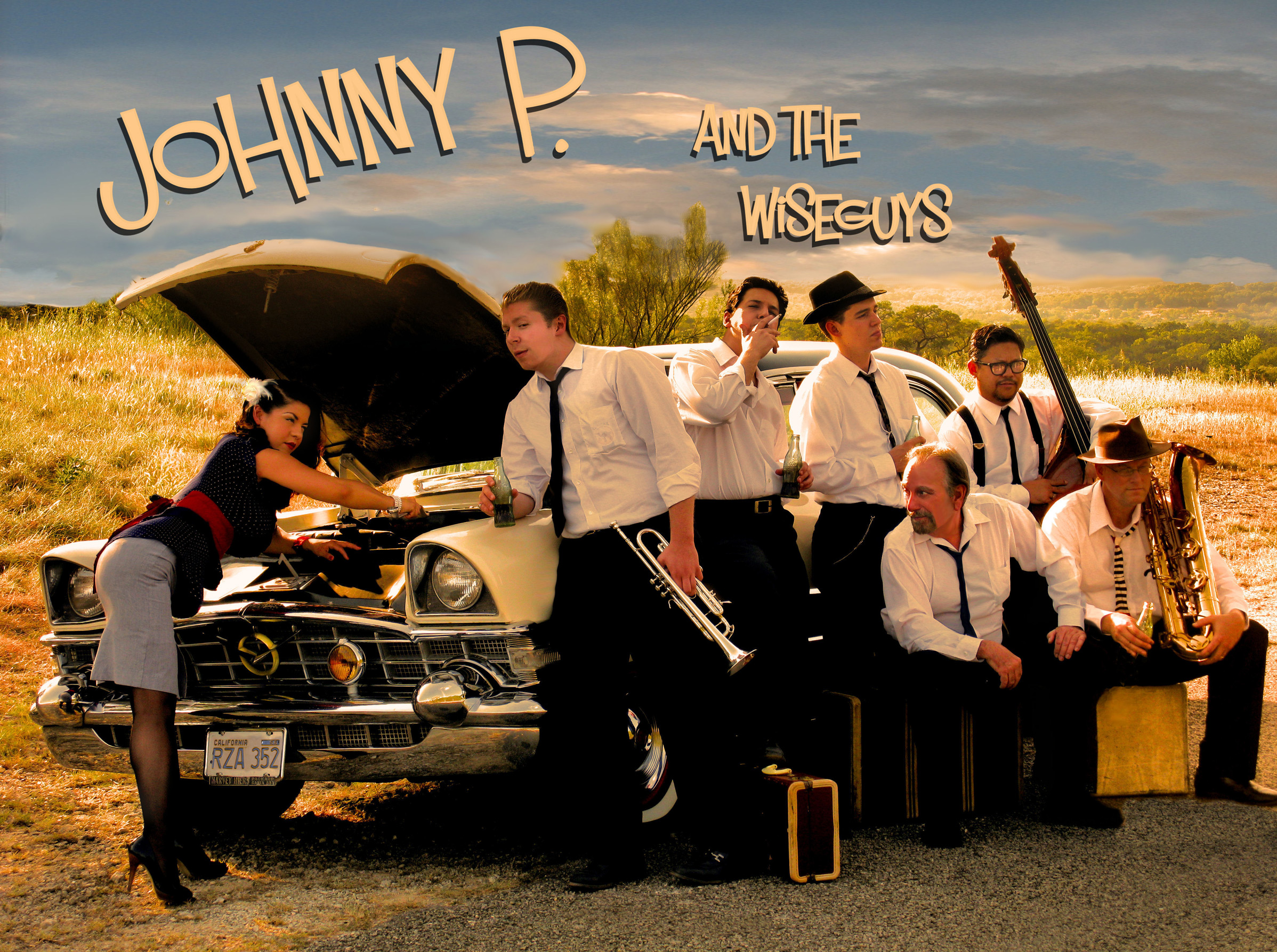 Johnny P and the Wise Guys-9-24-21