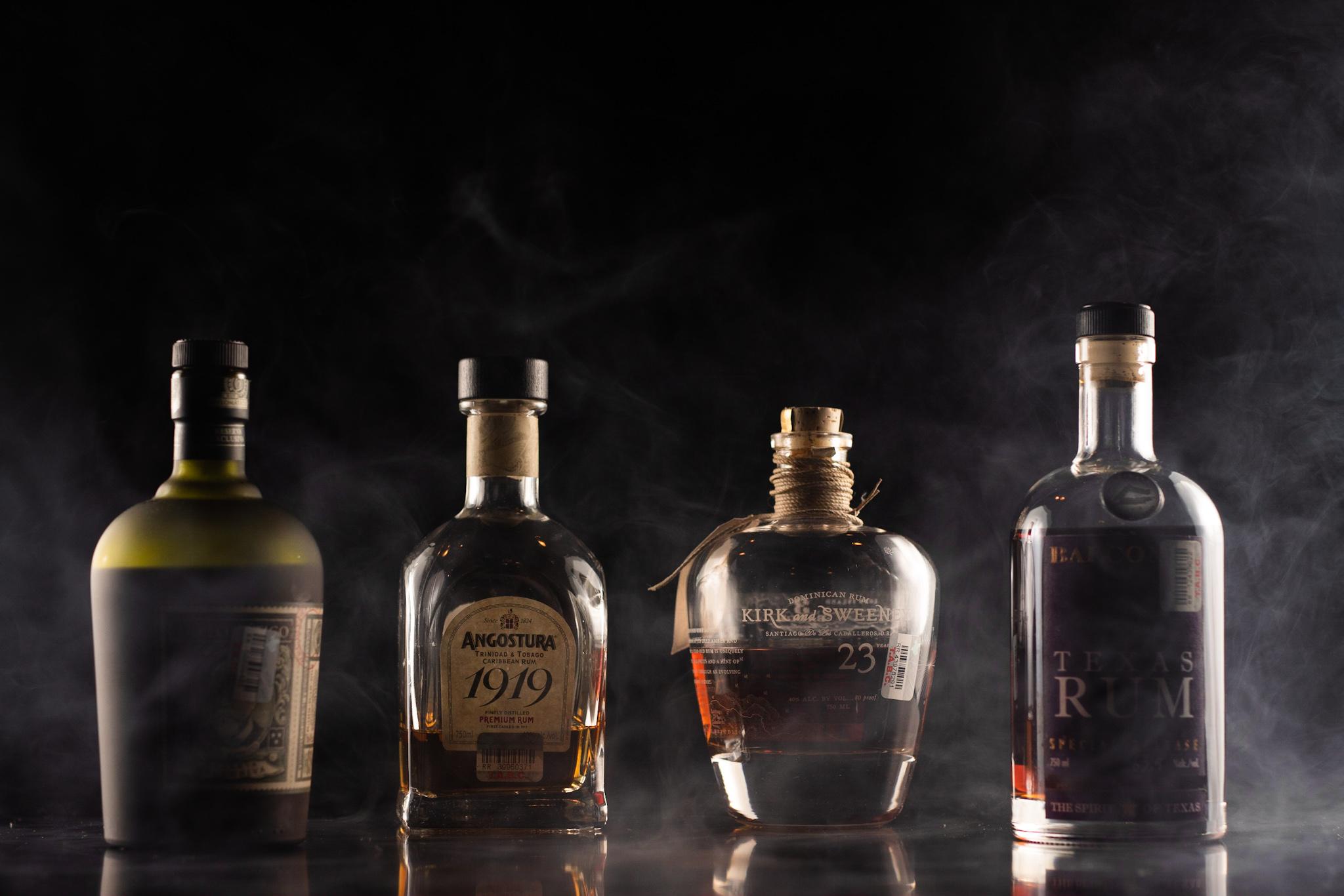 Grape Distillates & Brandy