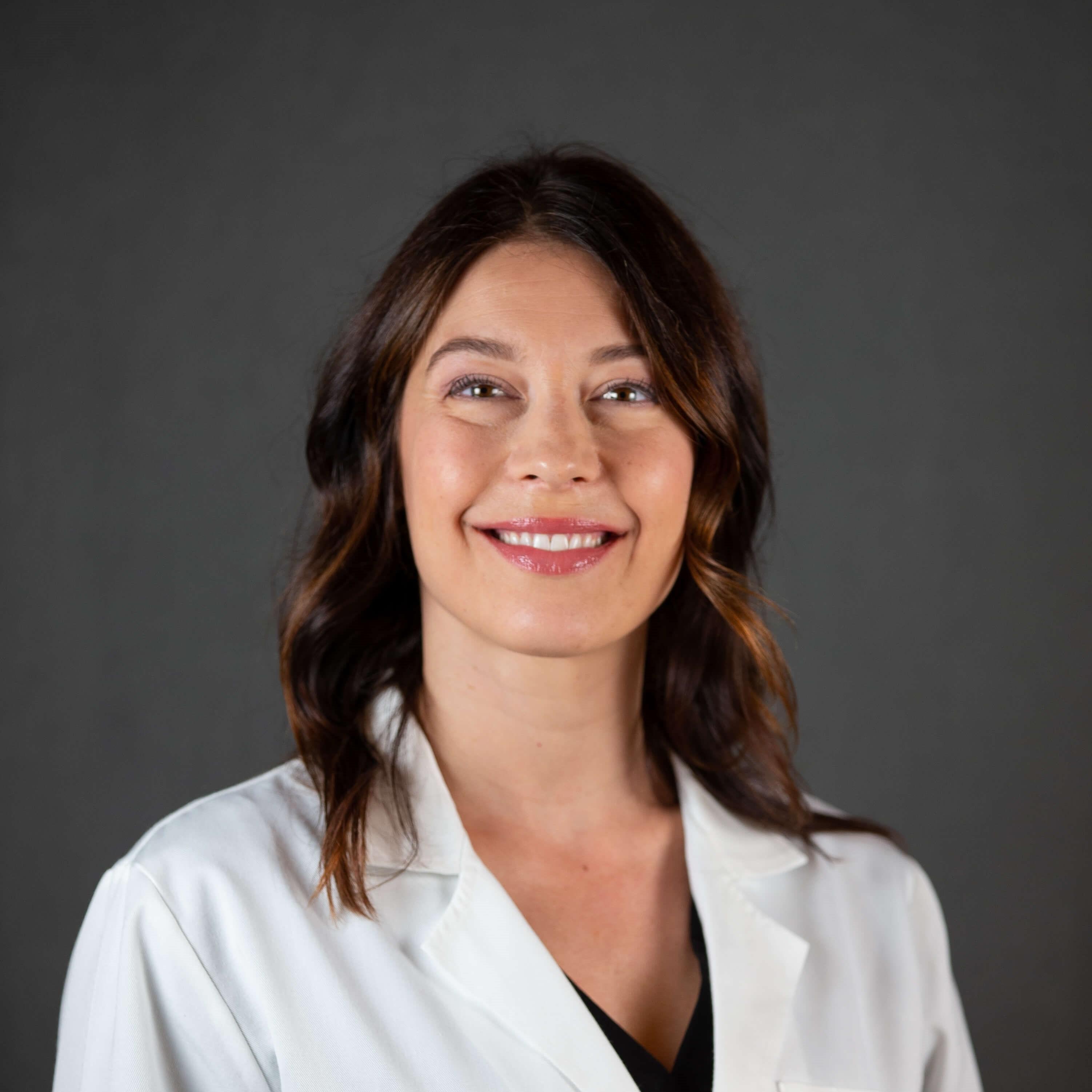 Headshot of Dr. Elizabeth Gubernick