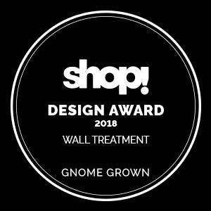 Shop! Award - Wall Treatment 2018