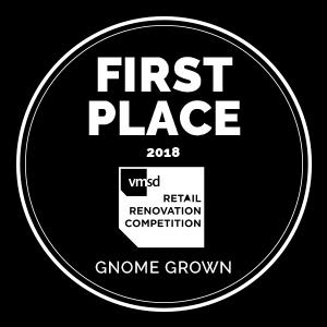 VMSD Award - First Place 2018