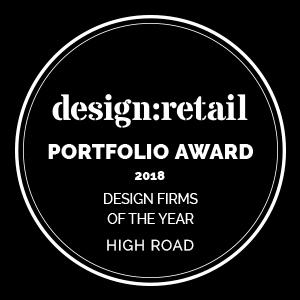 Design:Retail - Design Firm 2018