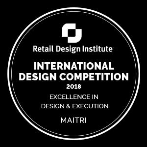 RDI Award - Excellence in Design 2018
