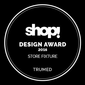 Shop! Award - Store Fixture 2016
