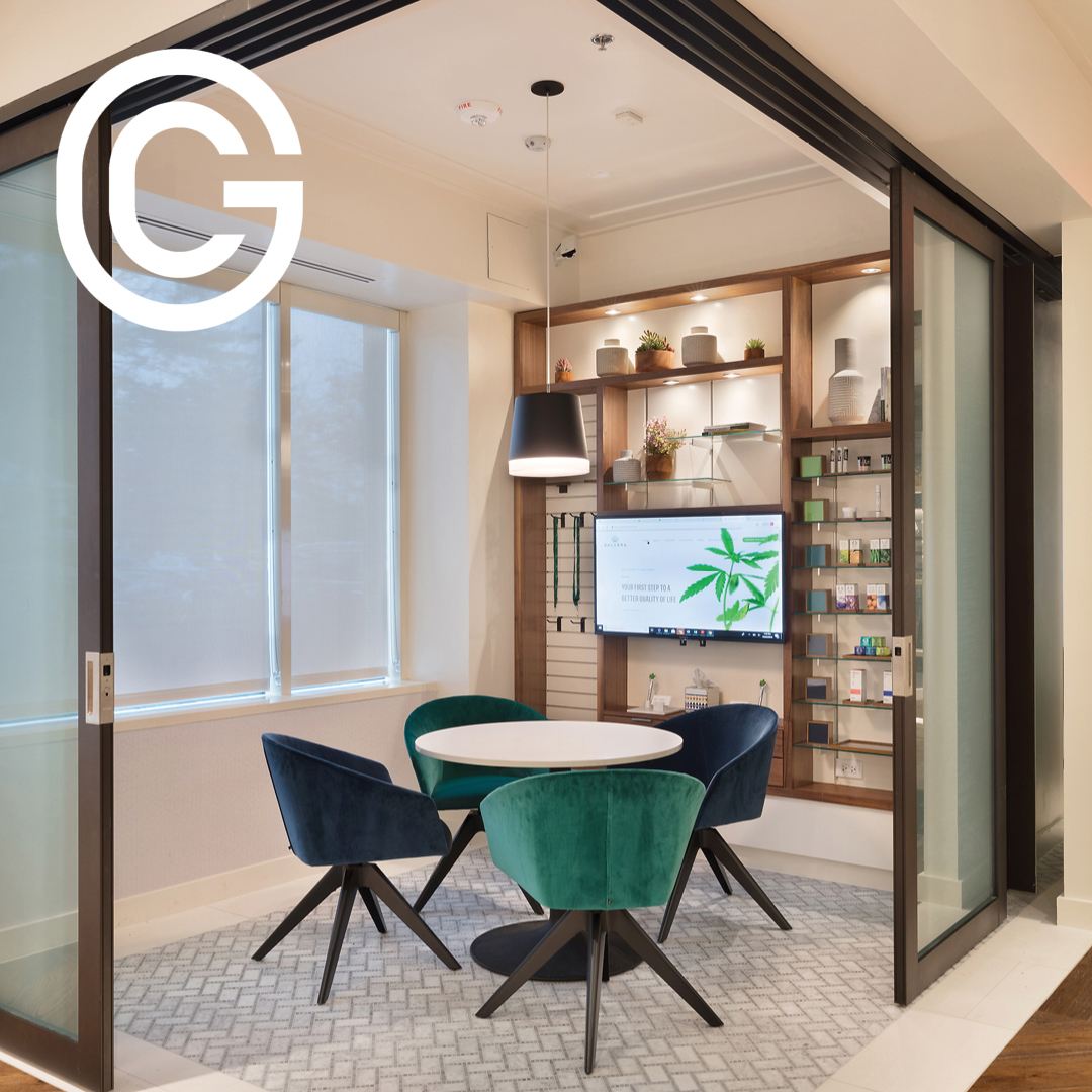 Green Camp - How Designers Are Giving Cannabis a Sleek New Look
