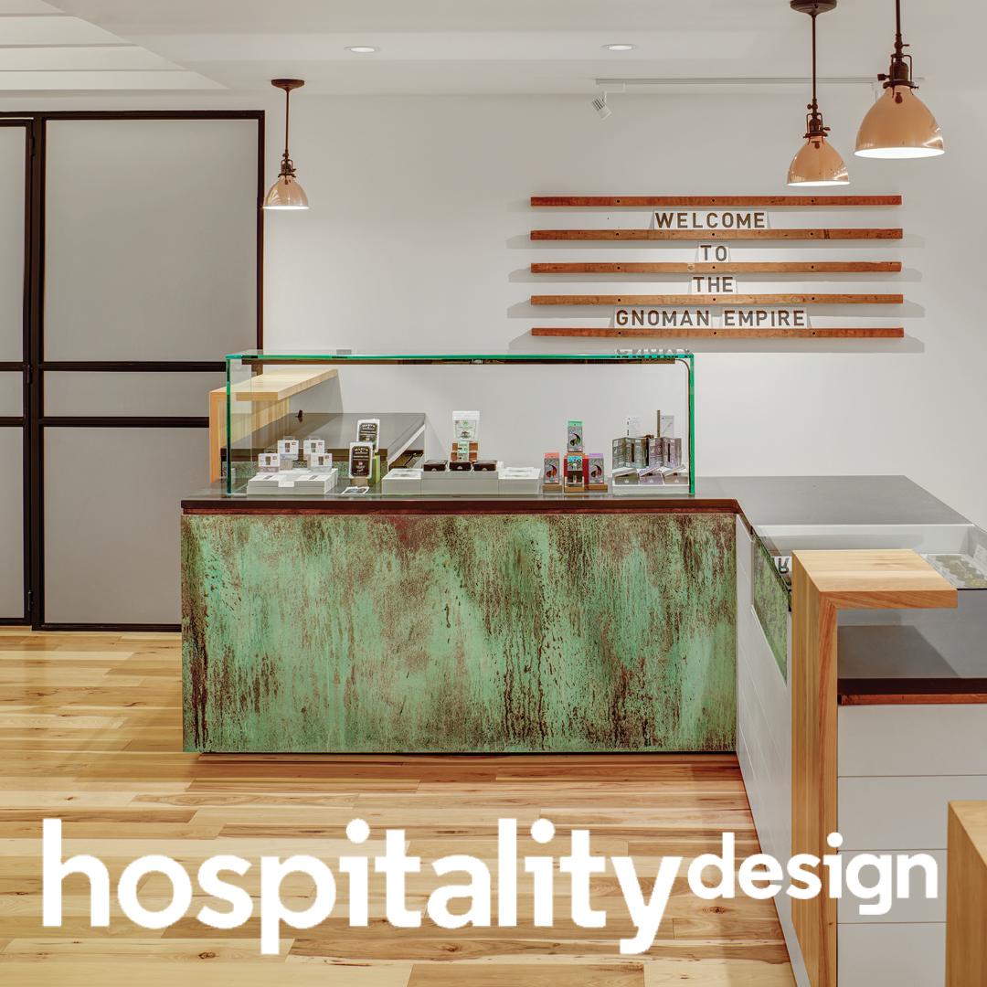 Hospitality Design - Check Up: Dispensaries