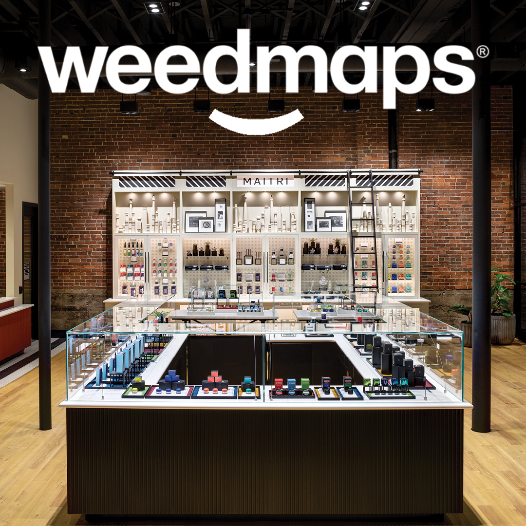 Weedmaps - Cannabis Puts Best Face Forward With Stylish Interior Design