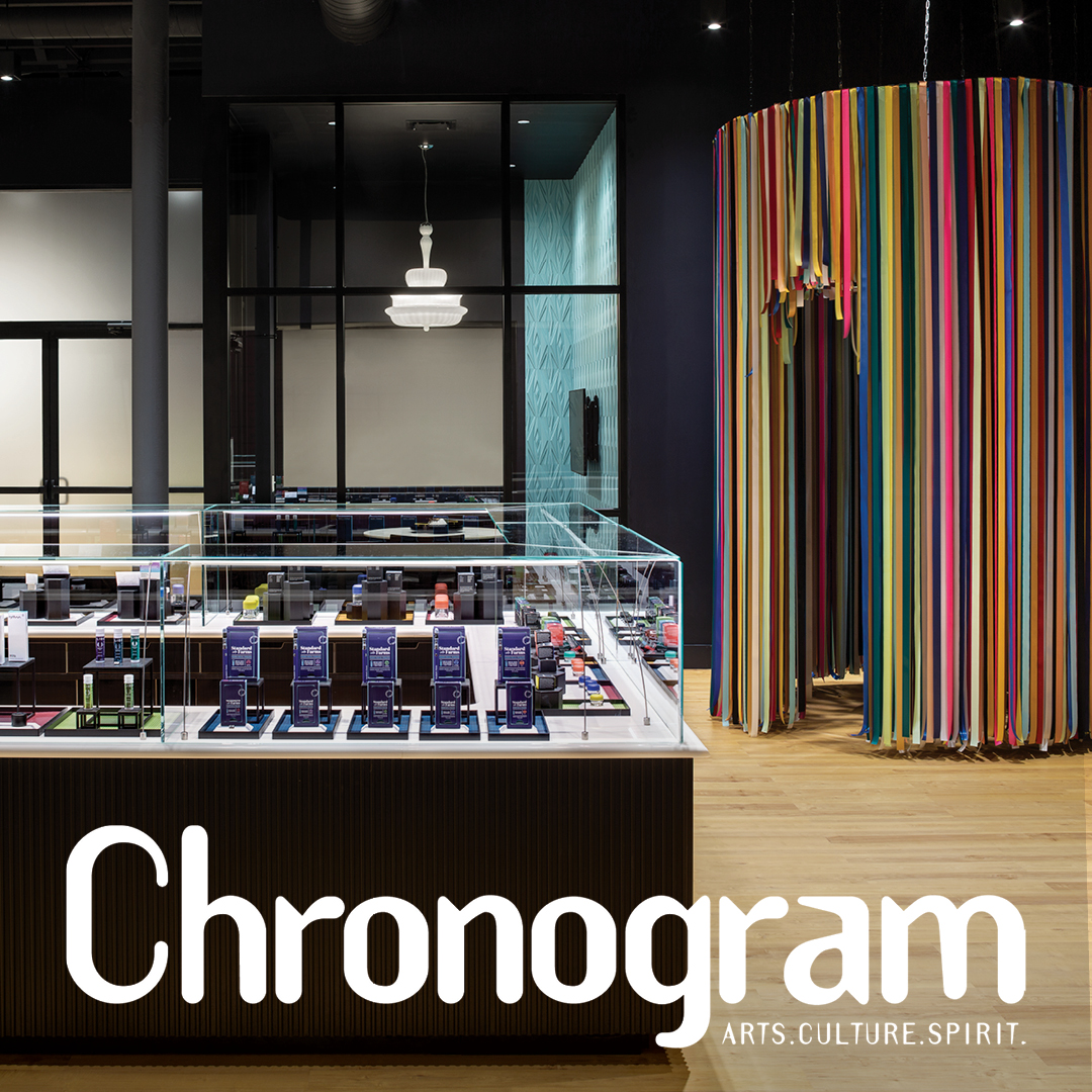 Chronogram - Dope Design: The Emerging Dispensary Design Sector