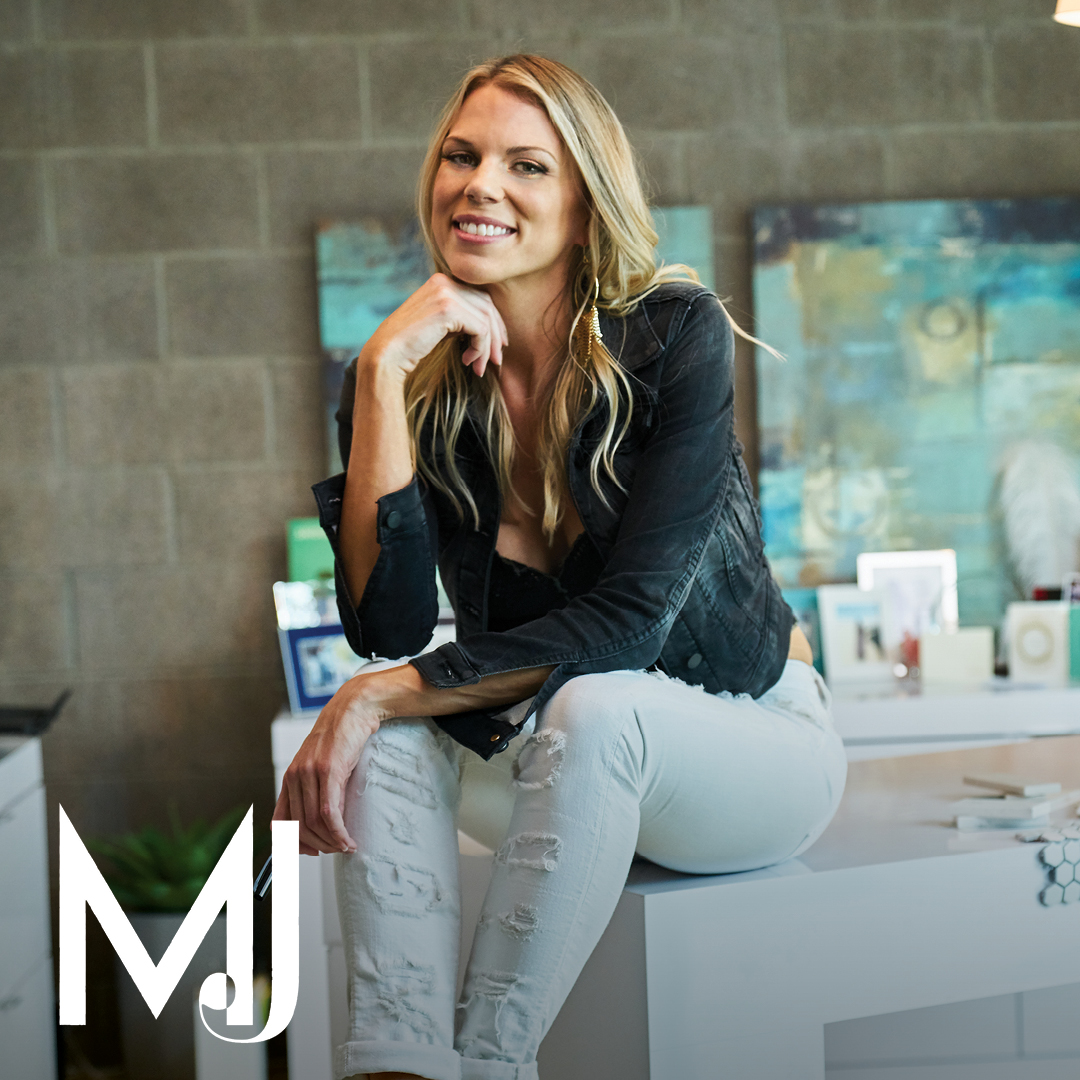 MJ Lifestyle - Taking the High Road With Designer Megan Stone