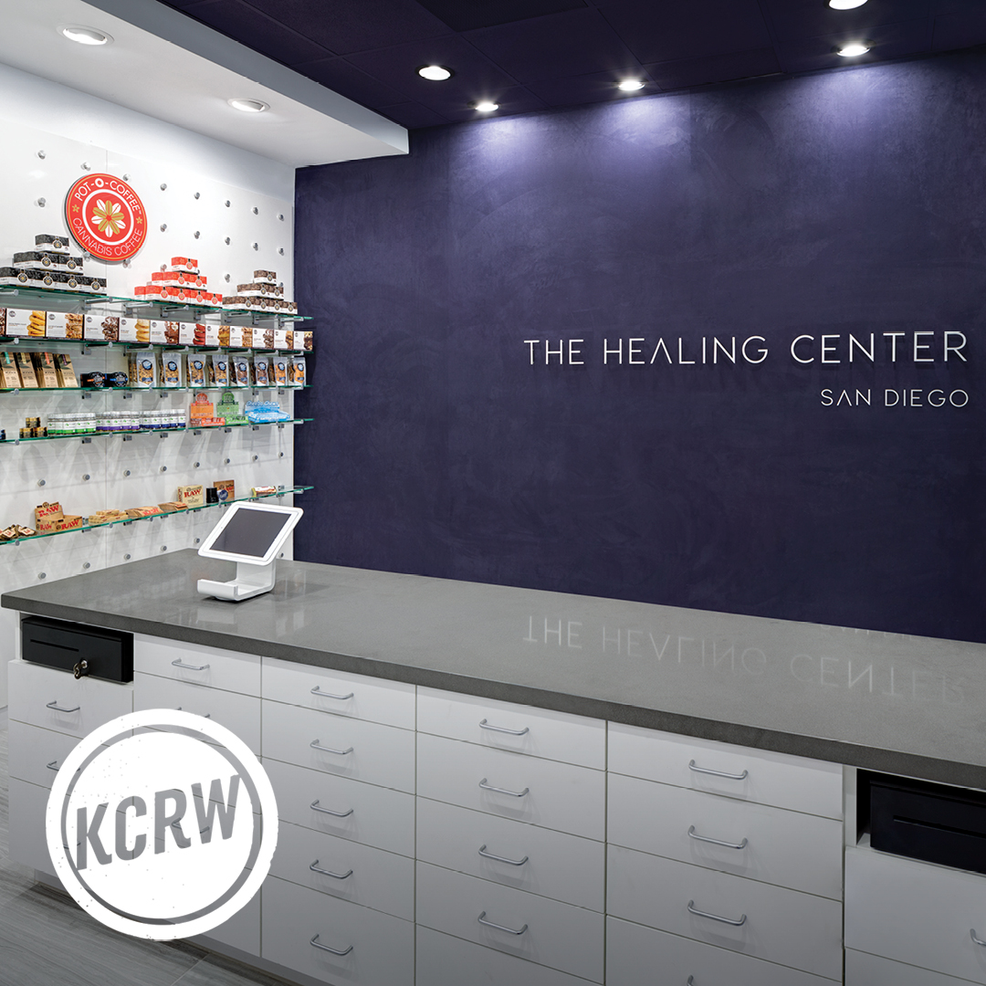 """KCRW - How Design Fuels the Cannabis Industry's """"Green Rush"""""""