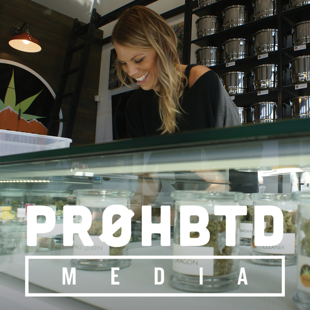 Prohbtd - Designing Dispensaries With Megan Stone