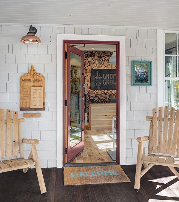 Gnome Grown Dispensary Interior Design - HIgh Road Studio