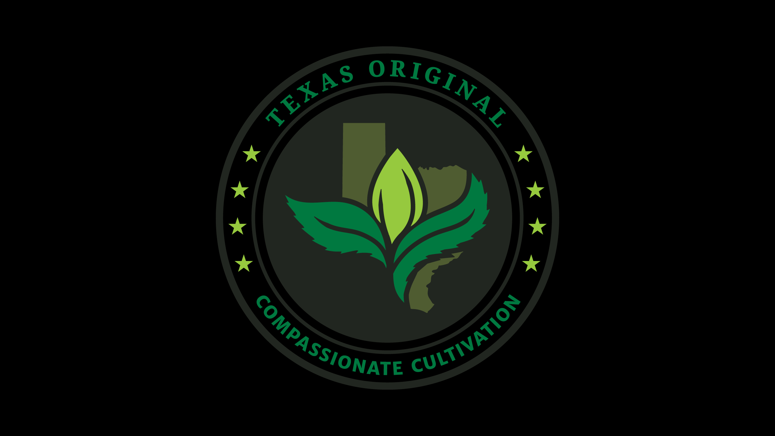 Texas Original Cannabis Company Logo Creation by High Road Studio