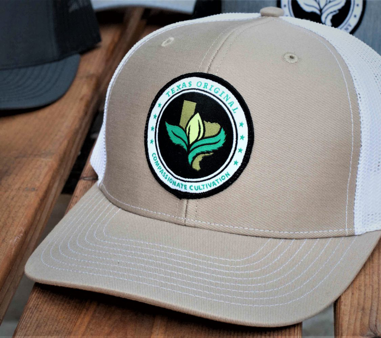 Texas Original Cannabis Company Branded Hat by High Road Design Studio
