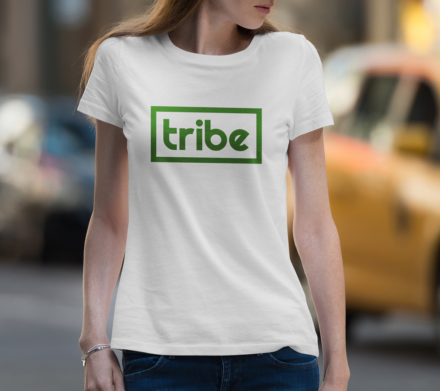 Tribe Cannabis Collection Branded T-shirt by High Road Design Studio