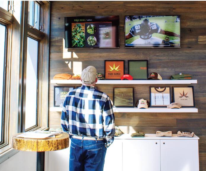 Park Range Recreationals - In-Store Tech