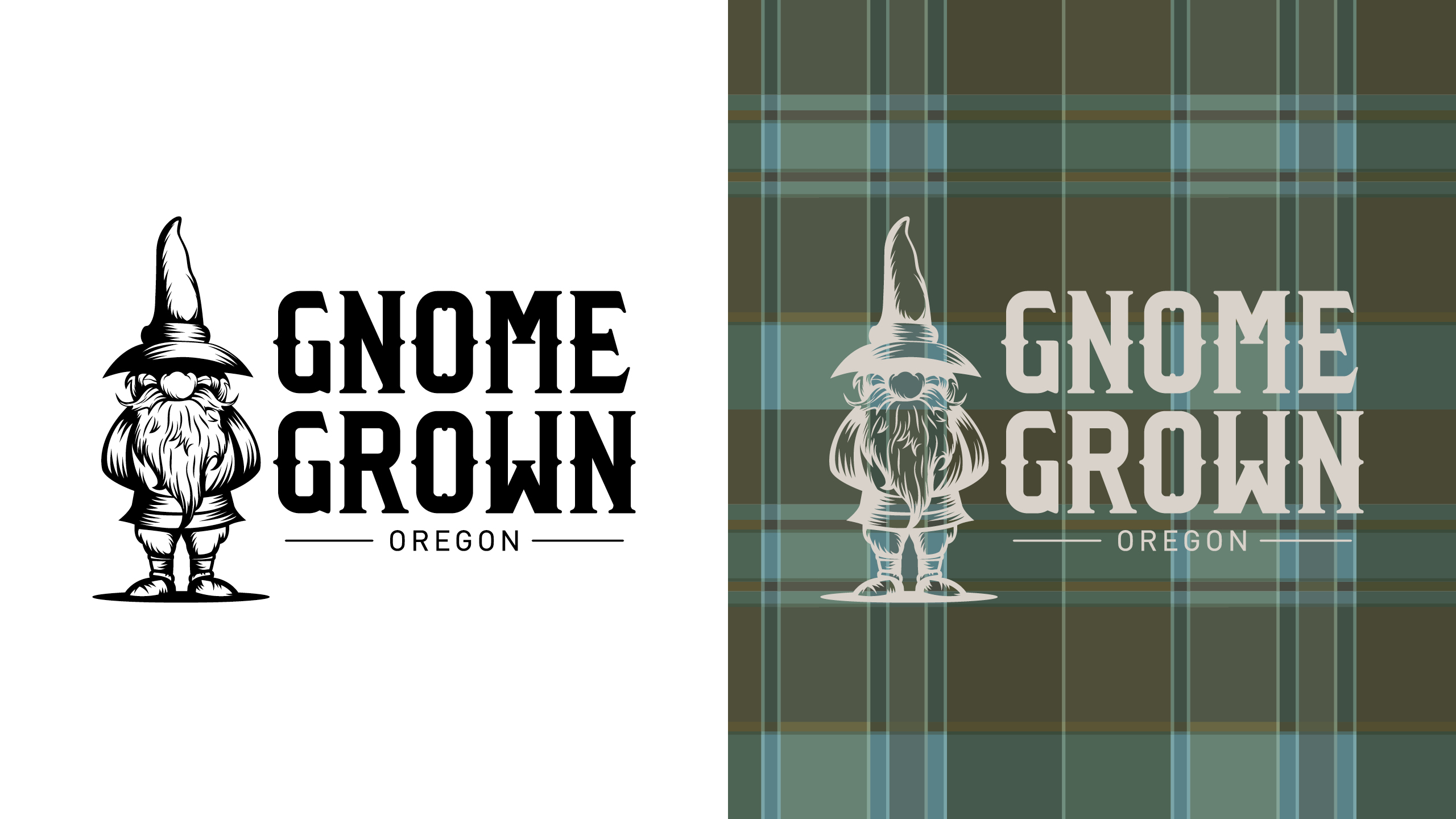 Gnome Grown Custom Iconography Development by High Road Design Studio