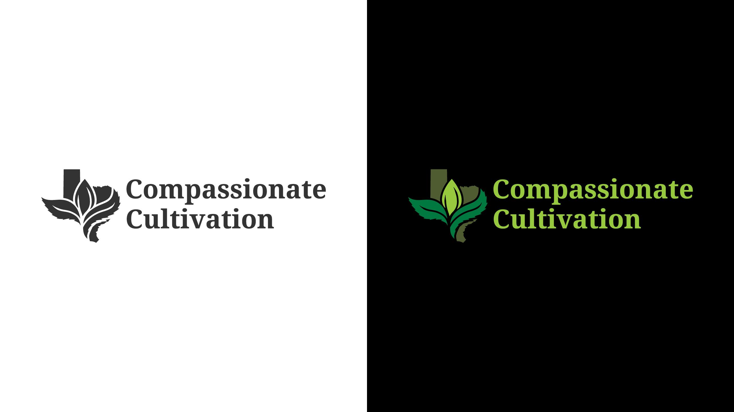 Texas Original Cannabis Company Brand Identity by High Road Design Studio