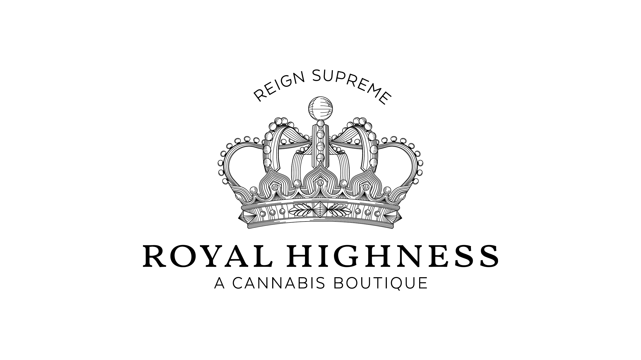 Royal Highness Brand Identity Creation by High Road Design Studio