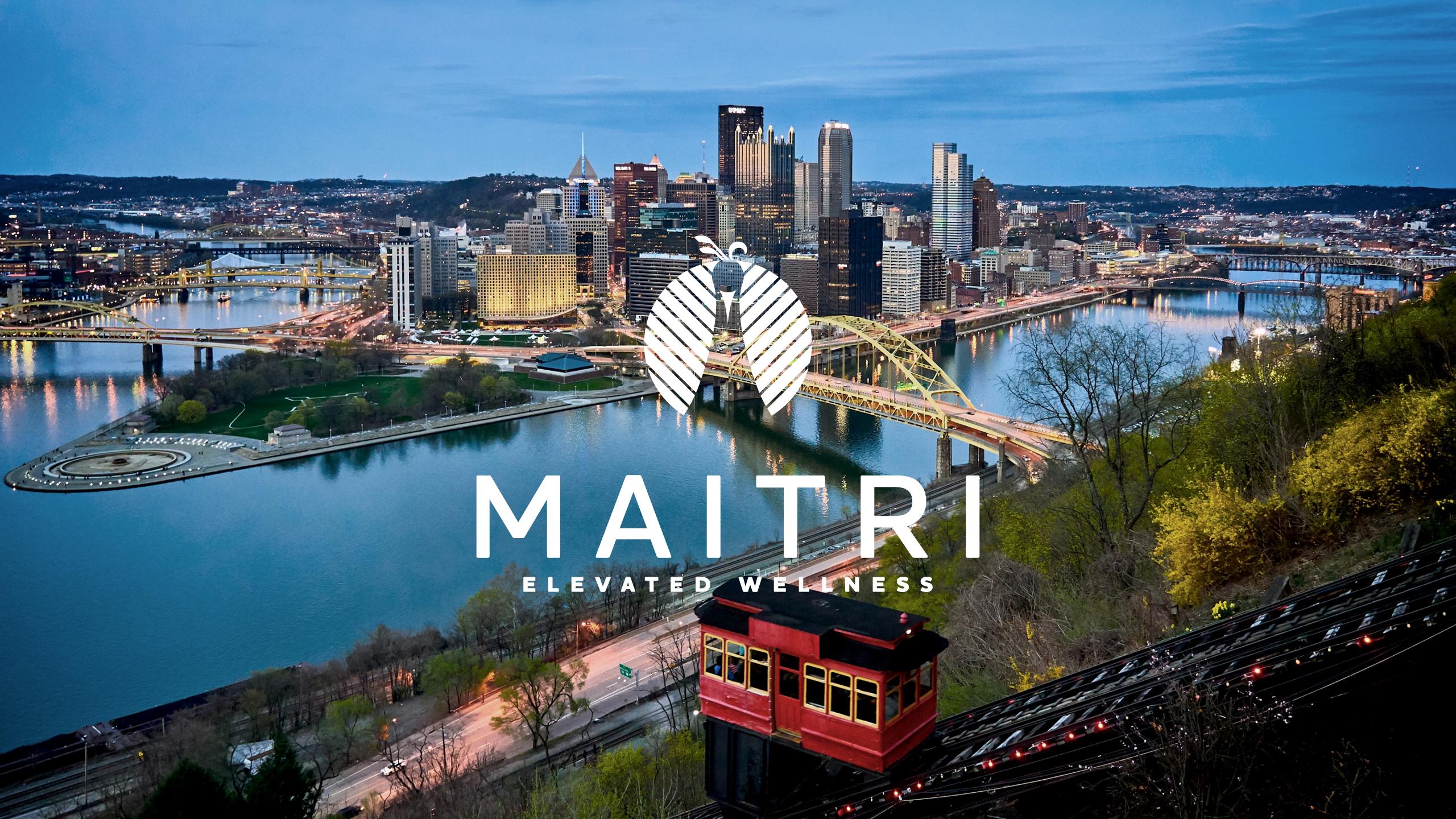 Maitri Medicinals Brand Identity by High Road Design Studio