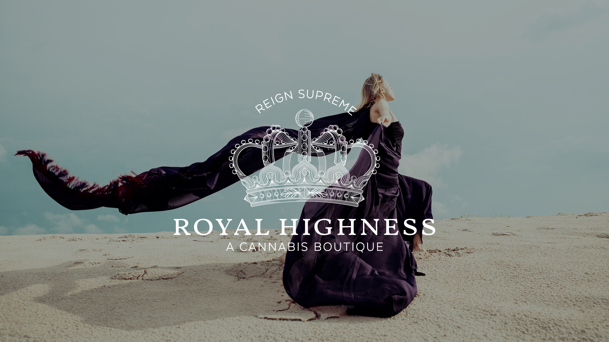 Royal Highness Brand Photography Selection by High Road Design Studio