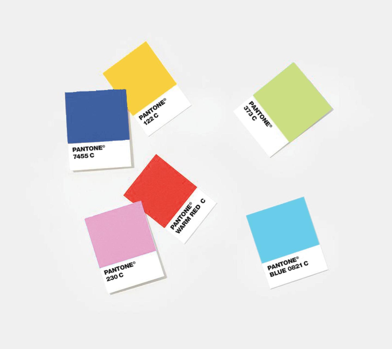 High Profile Color Palette & Pattern Development by High Road Design Studio