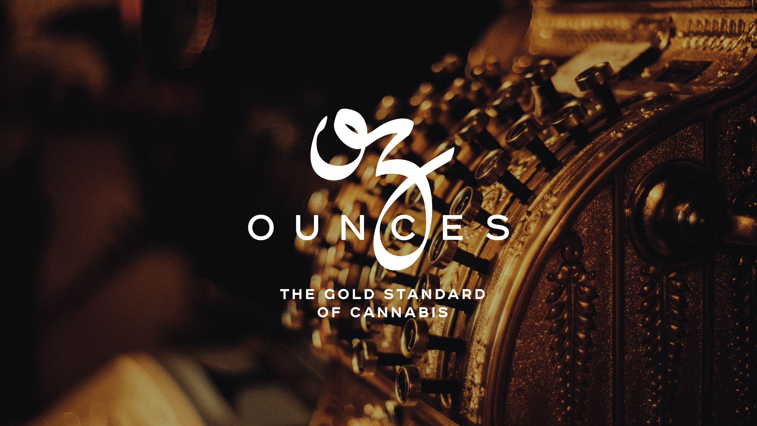 Ounces Brand Identity by High Road Design Studio