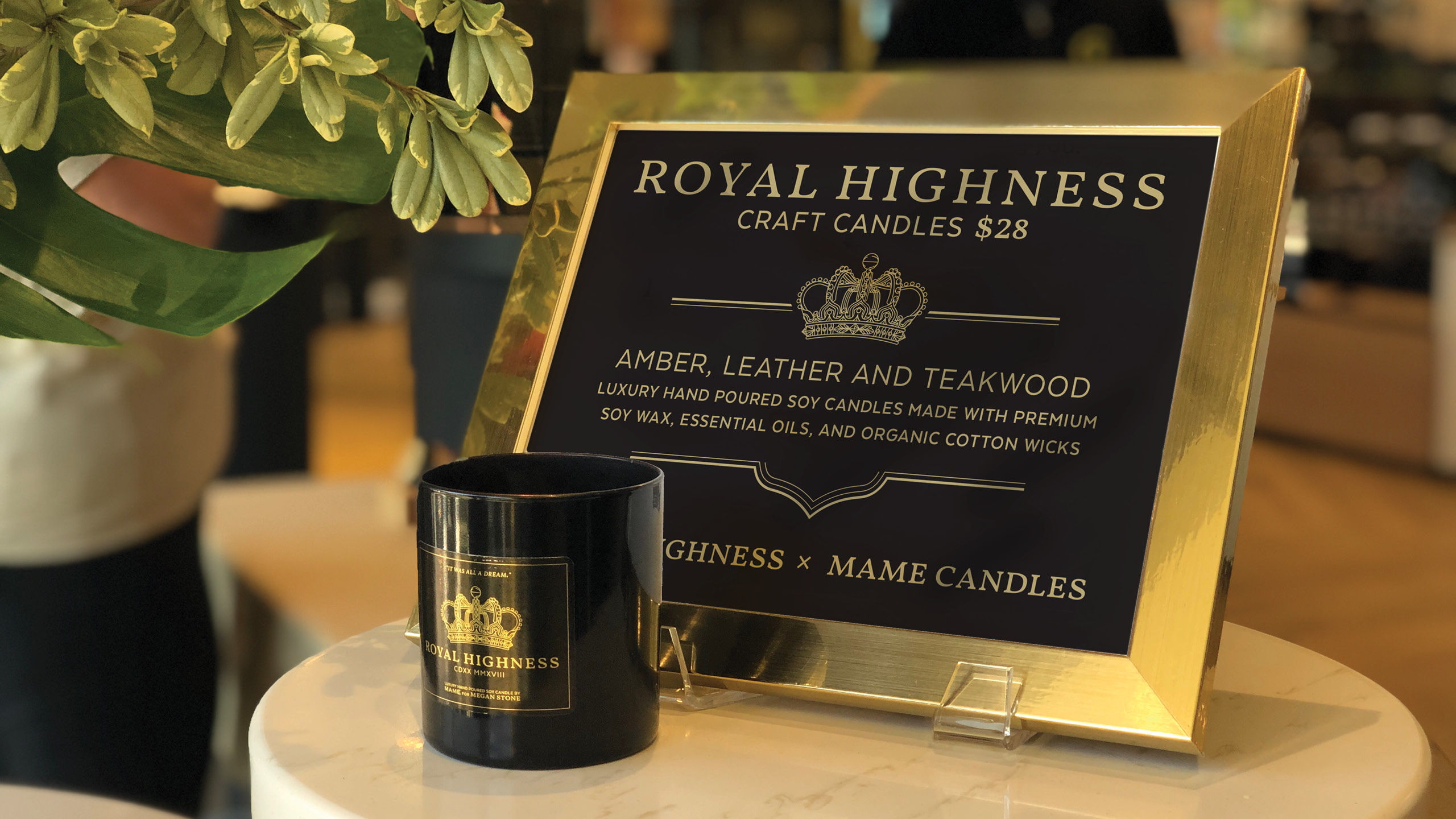 Royal Highness Brand Style Guide by High Road Design Studio