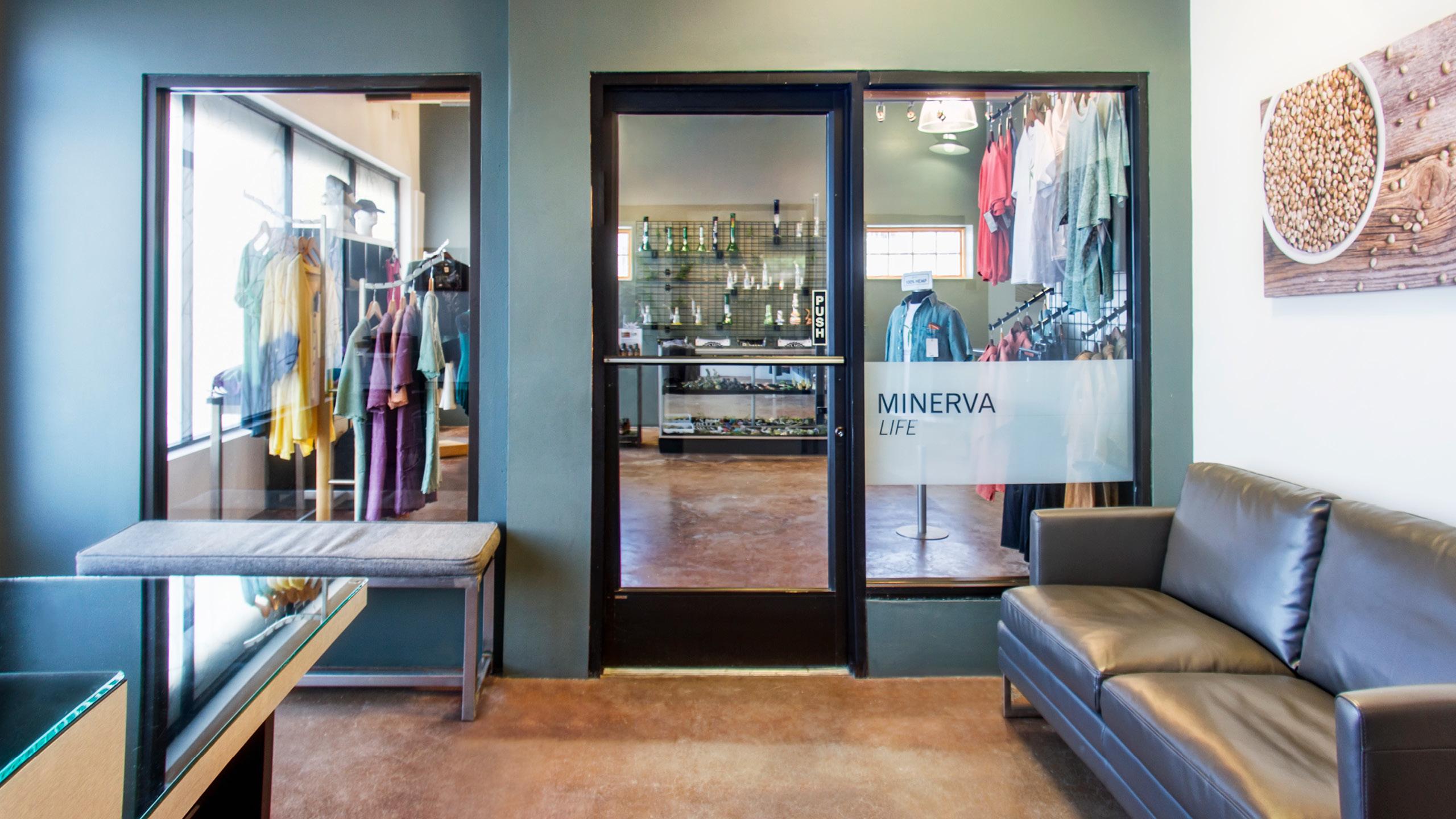 Minerva Canna Group Interior Design by High Road Design Studio