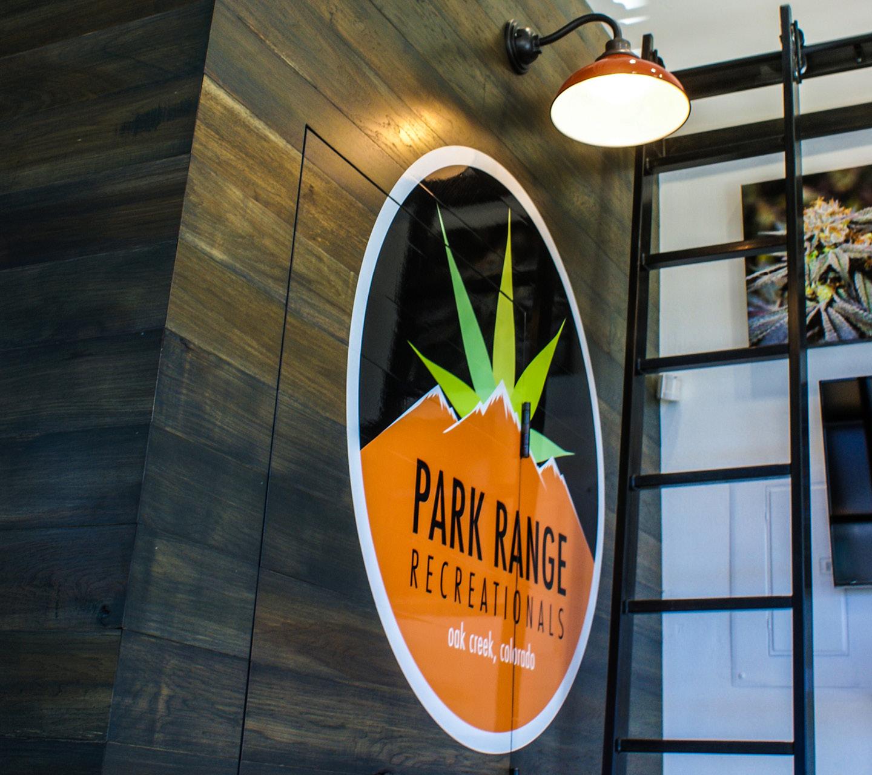 Park Range Recreationals Fixture Design & Fabrication by High Road Design Studio
