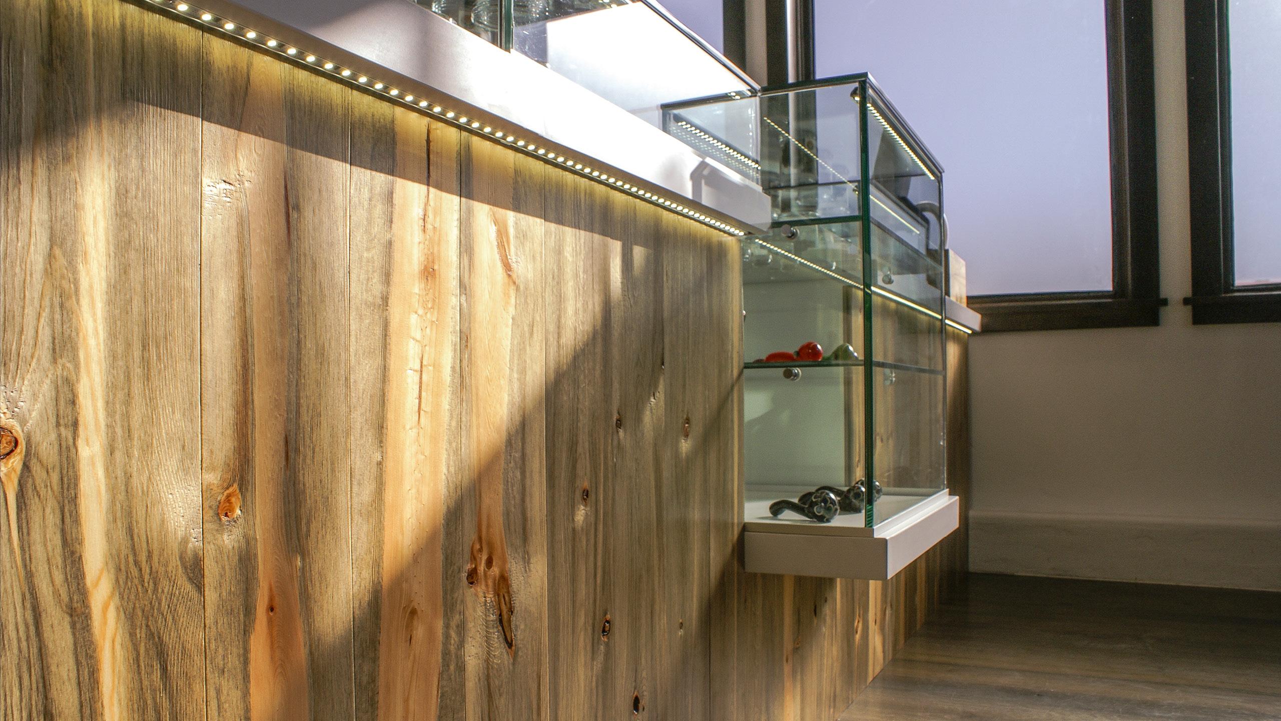 Park Range Recreationals Dispensary Interior Design by High Road Design Studio