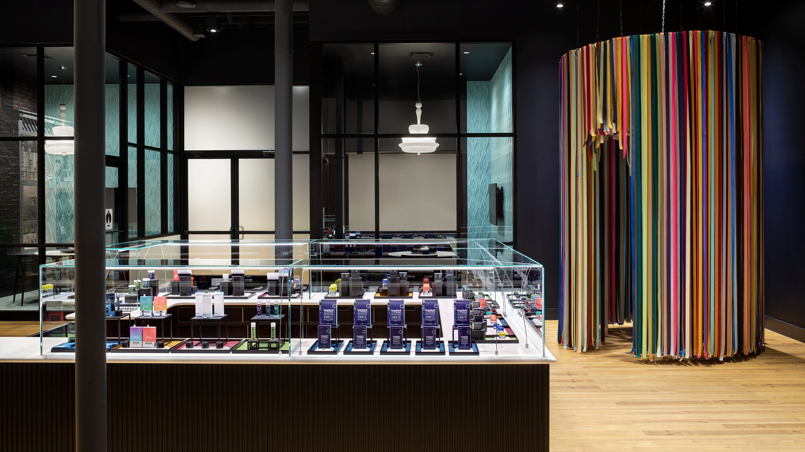 Maitri Uniontown Dispensary Design by High Road Design Studio