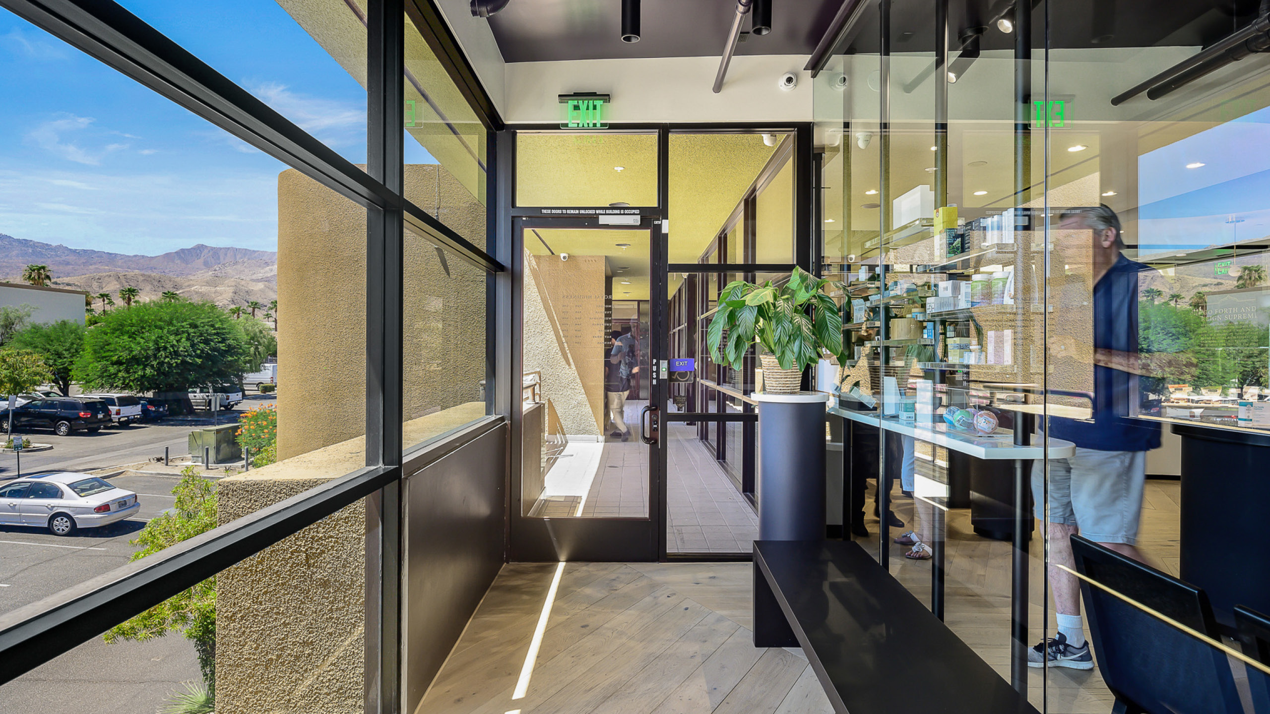 Royal Highness Dispensary Design by High Road Design Studio