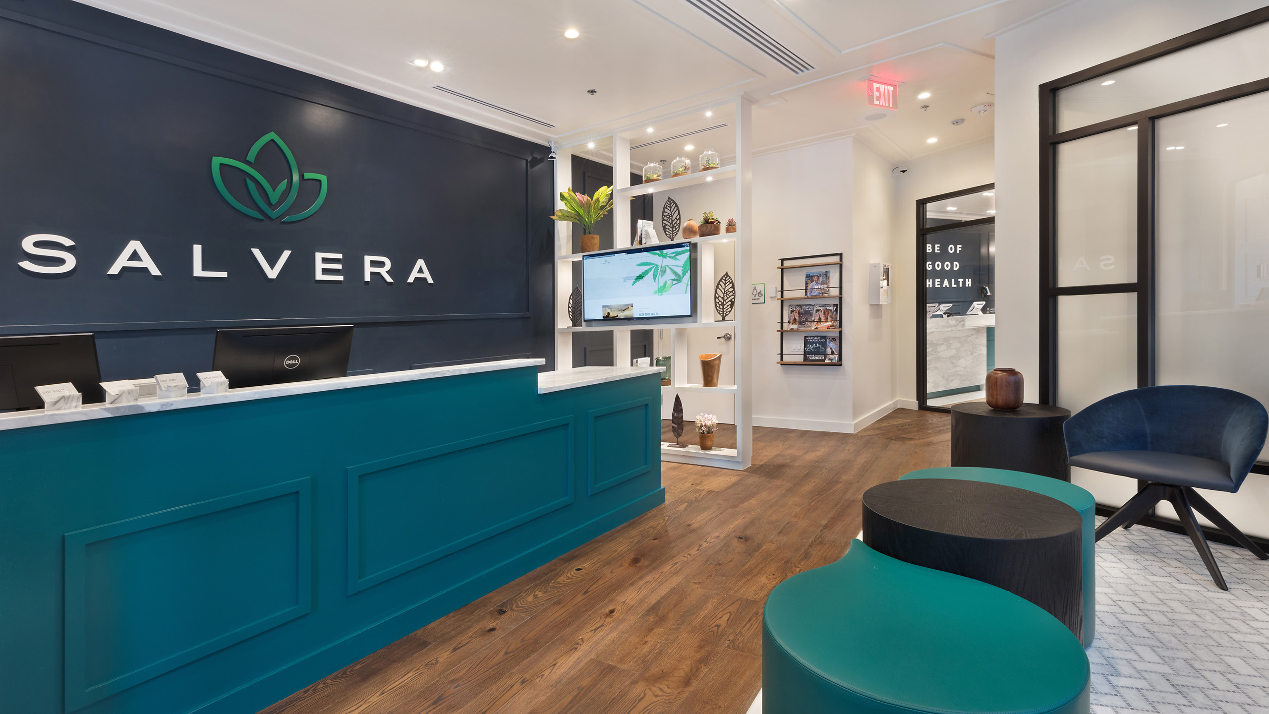 Salvera Signature Brand Elements by High Road Design Studio