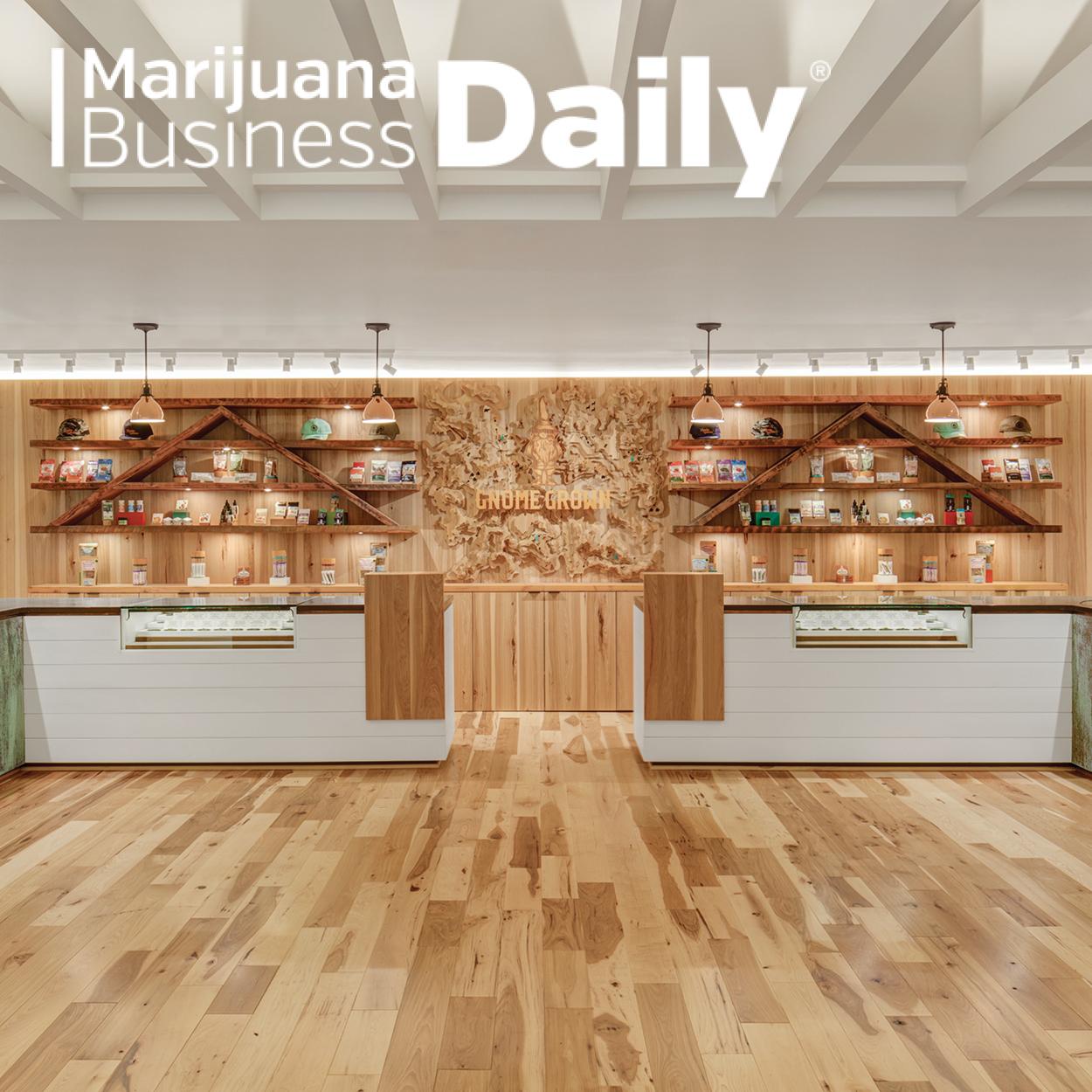 MJ Biz - Marijuana retailers consider volume, customer experience when designing sales floor