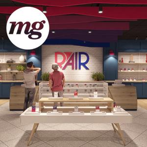 Retail Trends Showcase - MG Retailer - High Road Design Studio