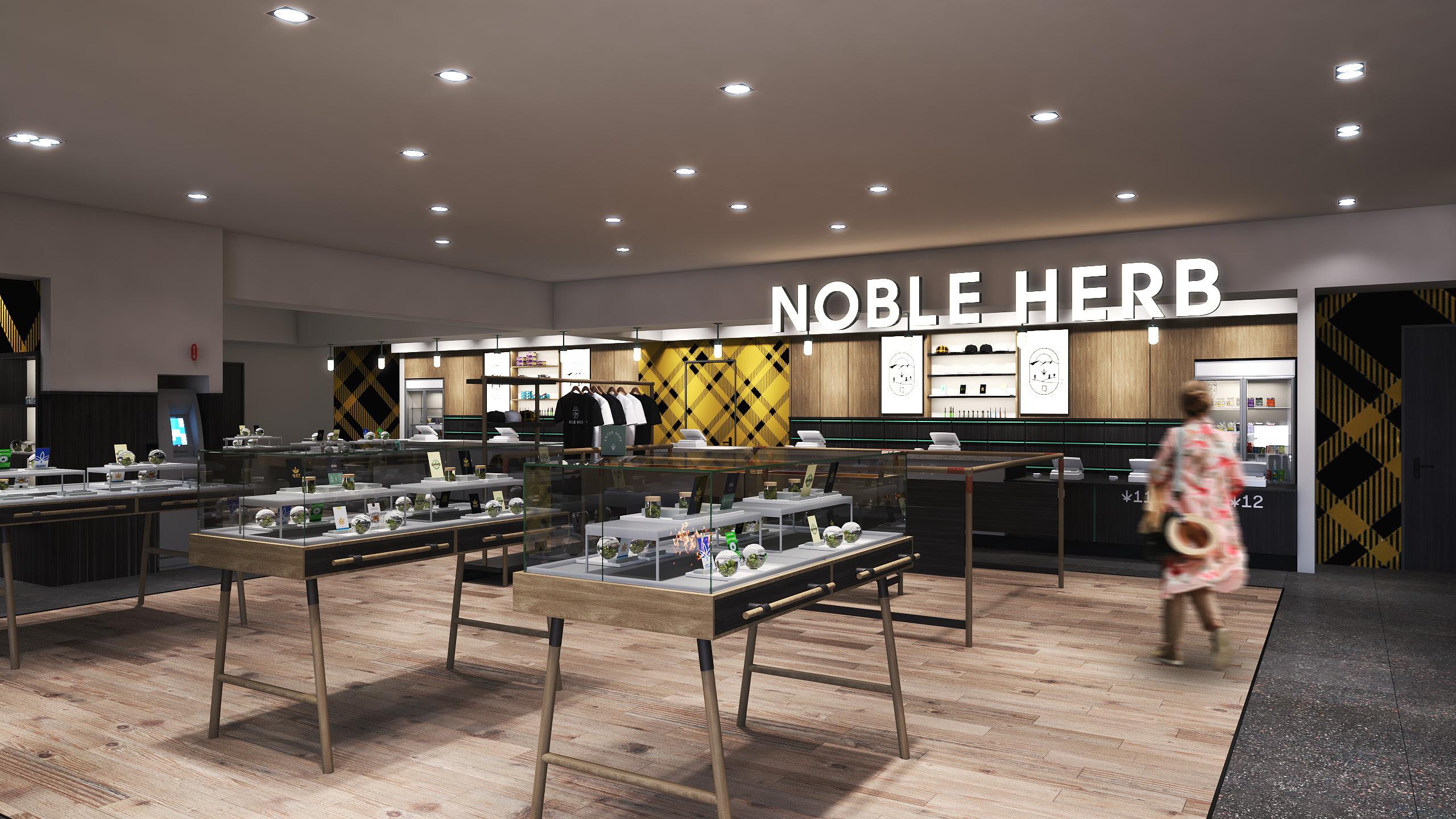 Noble Herb - Coming Soon - High Road Studio